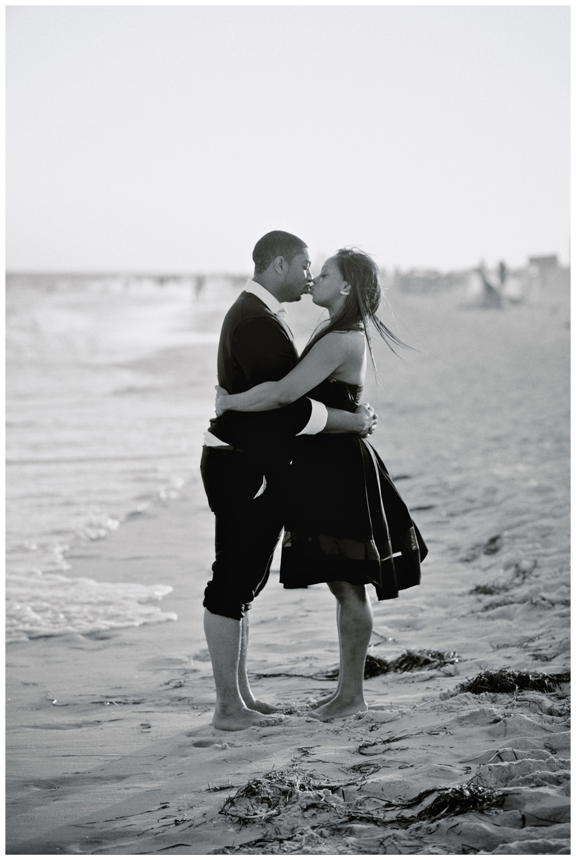 Fire Island engagement session