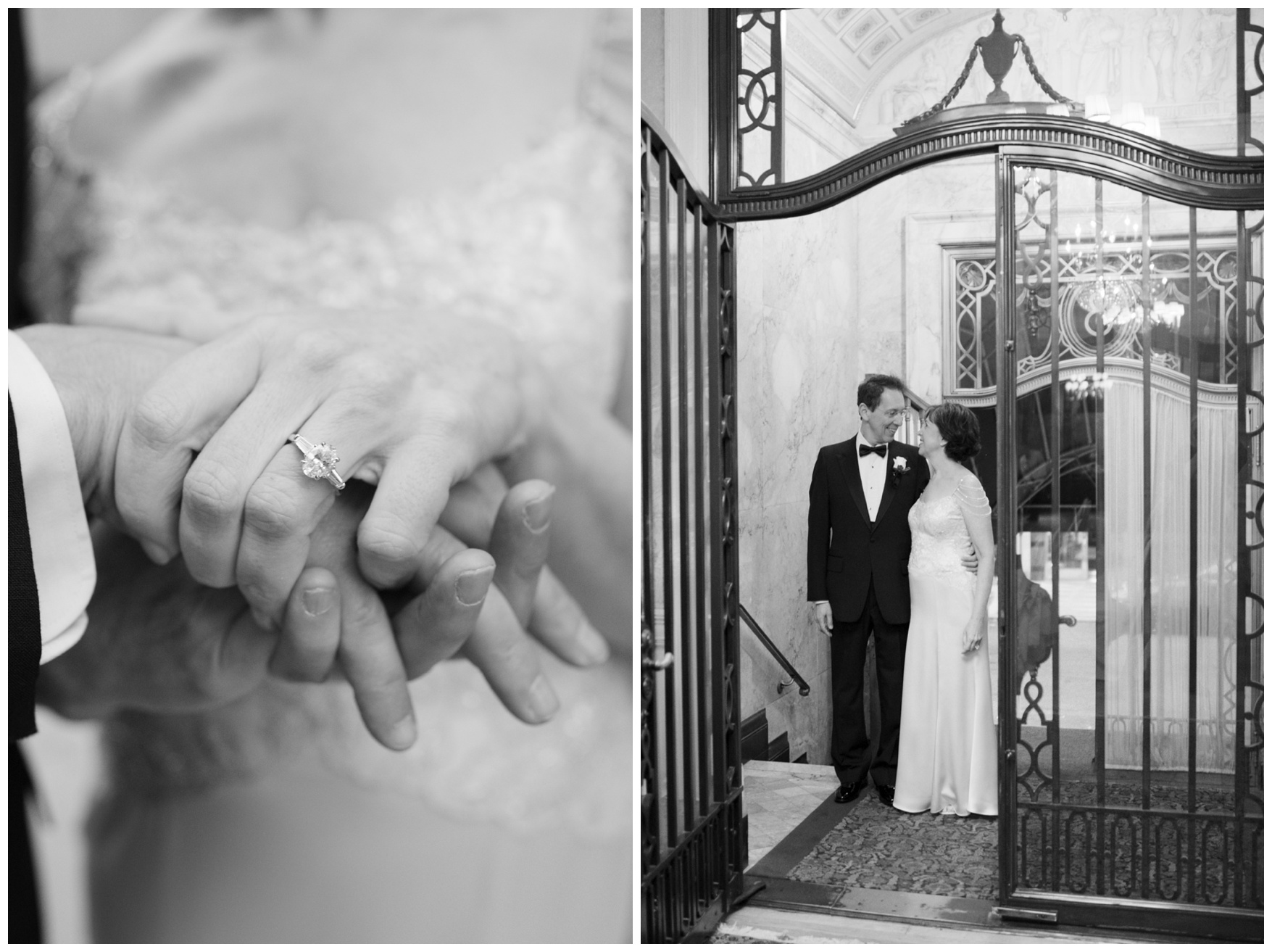 Elengant Wedding Columbus Club NYC
