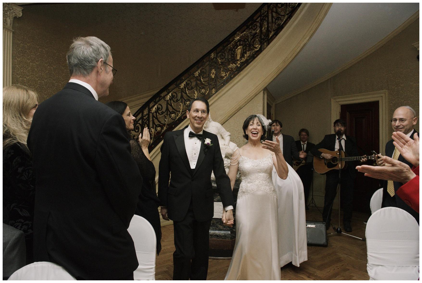 Columbus Club Wedding NYC