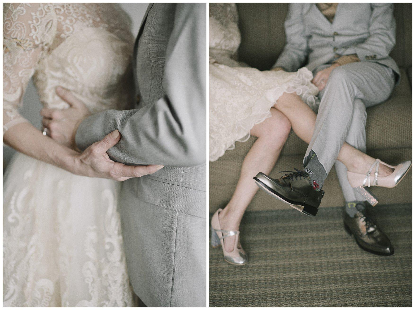 Montauk elopement