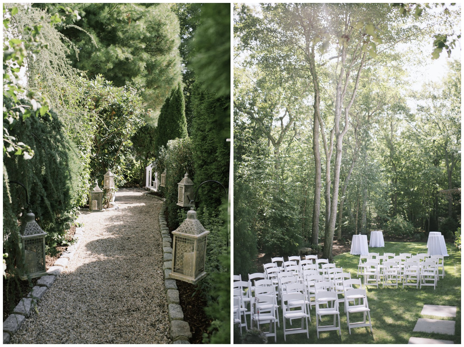 East Hampton Garden Wedding Basia Ambroziak